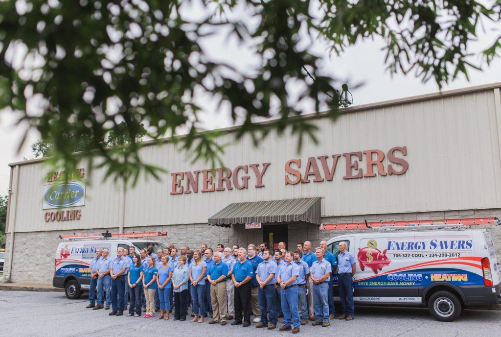 energy savers heating and air conditioning hvac service